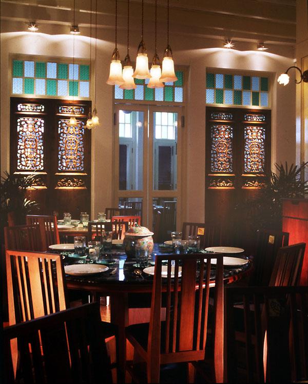 Colonial peranakan look renovation ideas interior