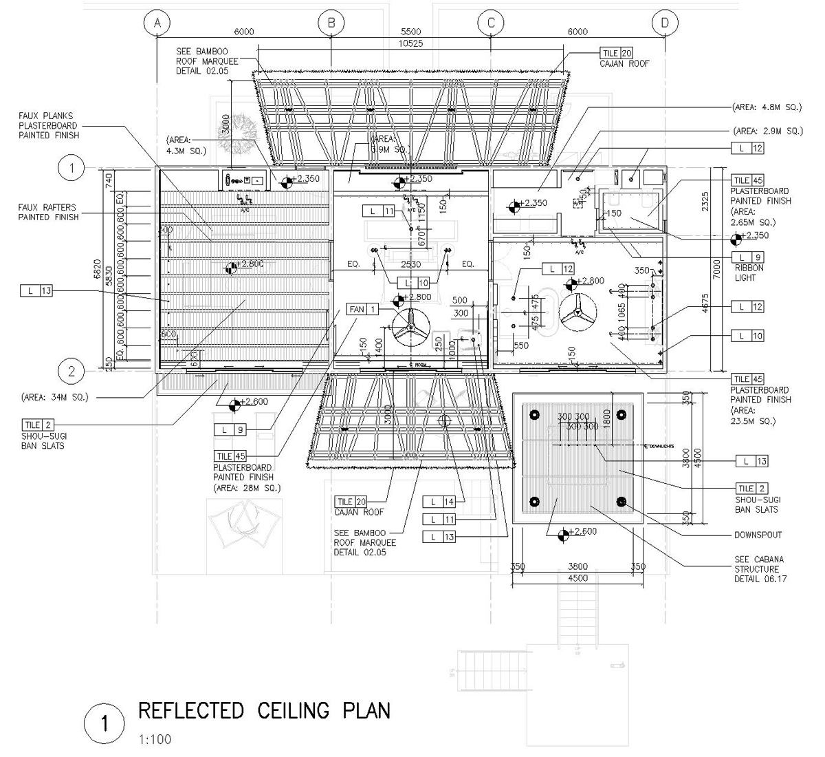 19 reflected ceiling plan how to diagram a sentence