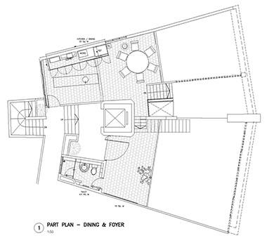 Poole Penthouse Plans 2003